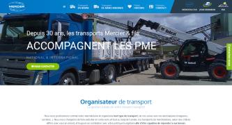 Transports Mercier & Fils